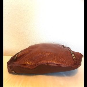 Kenneth Cole Bags - Alligator Leather Kenneth Cole NY Bag w Chain det